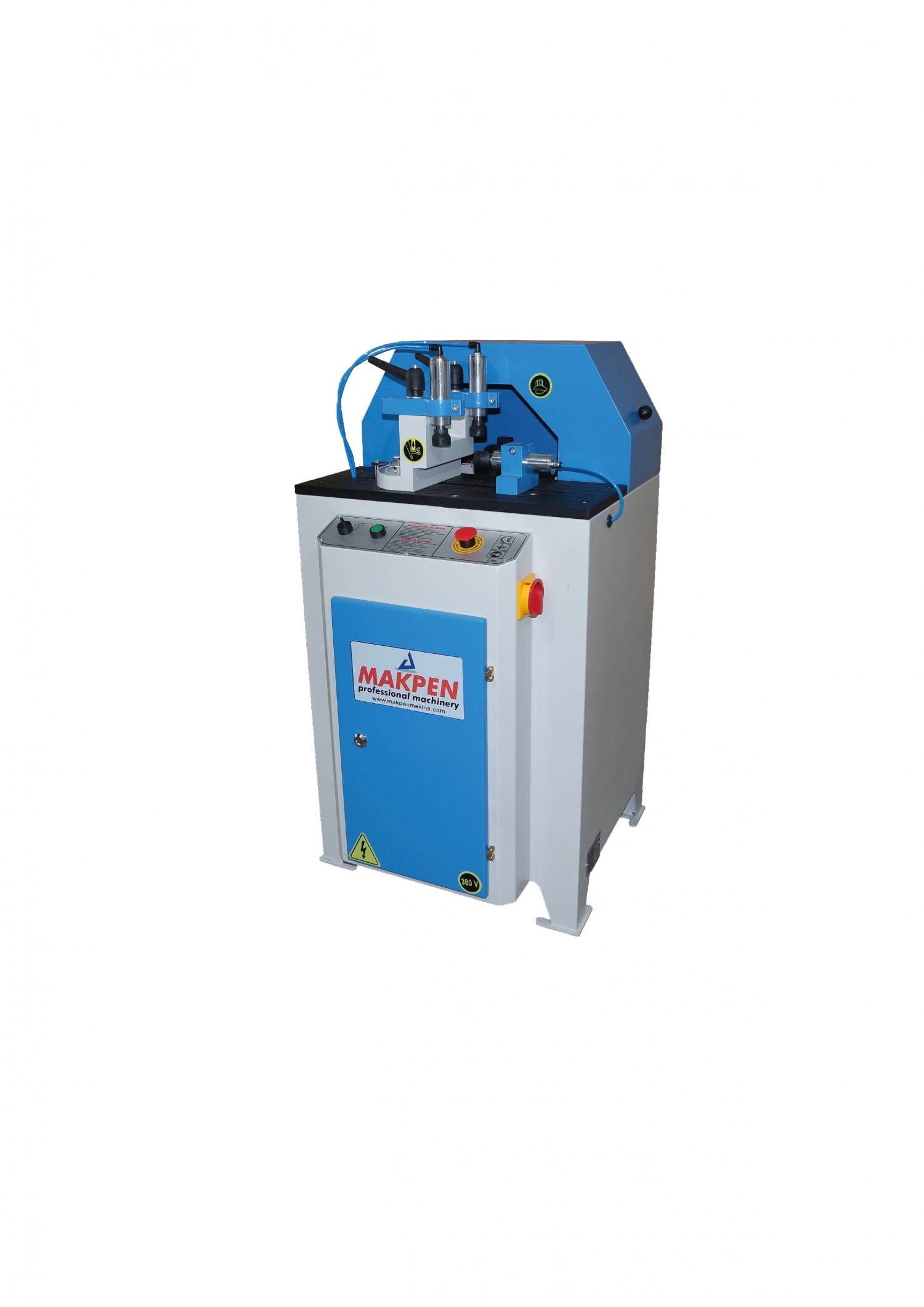 2BC - AUTOMATIC END MILLING MACHINE