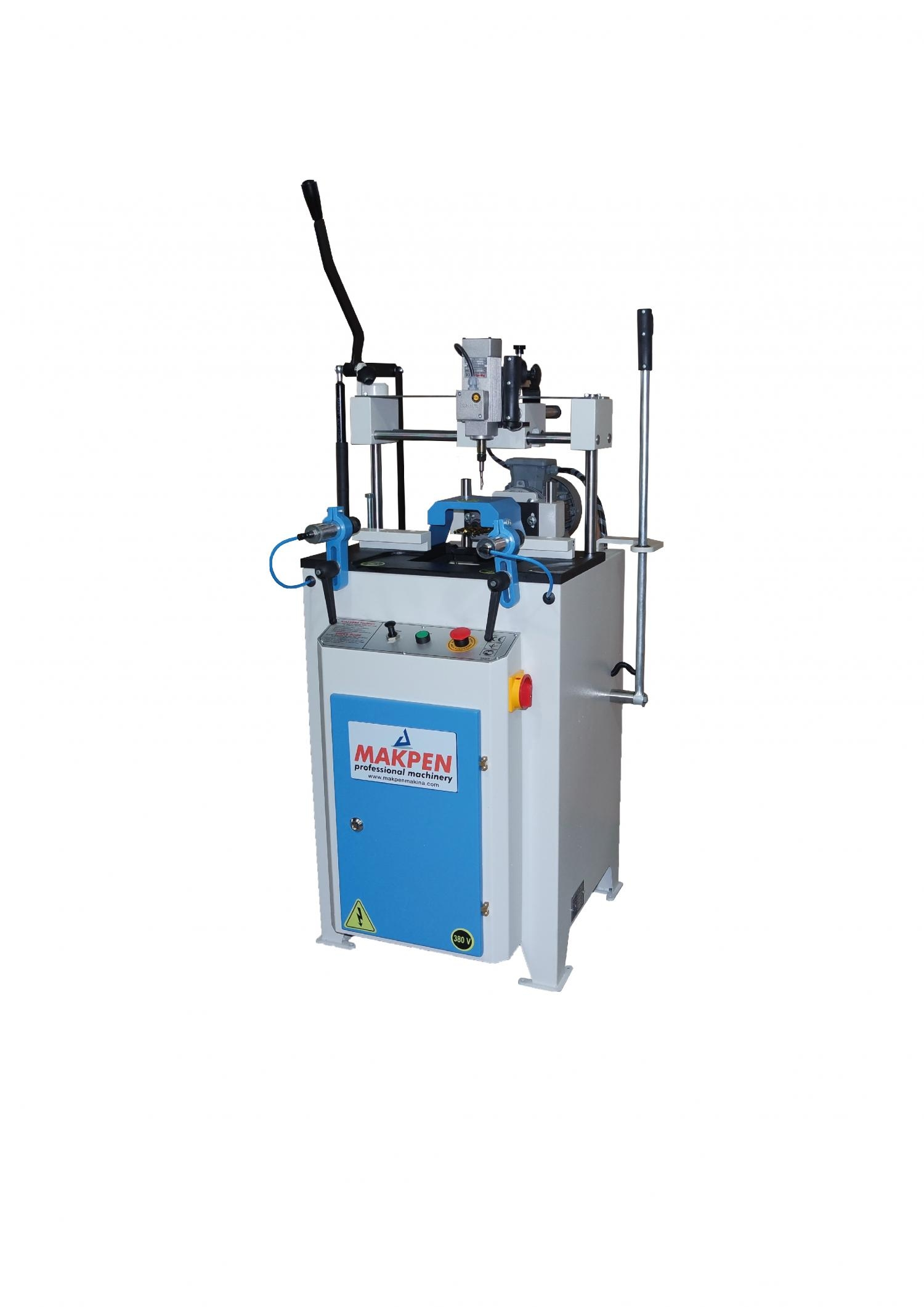 3KDS - COPY ROUTER WITH TRIPLE & WATER SLOT DRILLING MACHINE